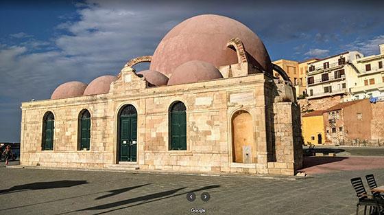 Mezquita de los Jenízaros