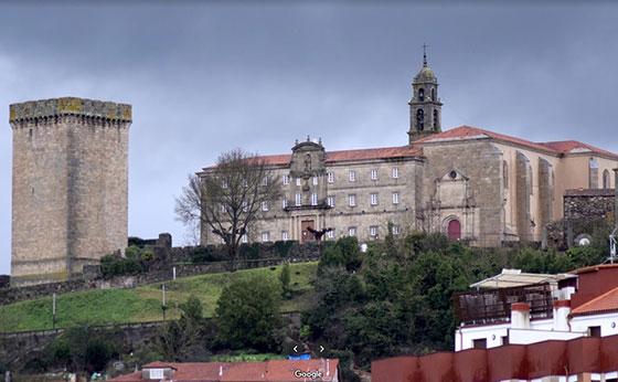 Monasterio de San Vicente del Pino