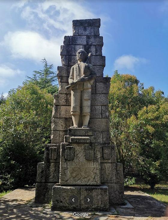 monumento al gaitero