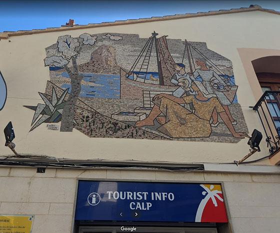 Mosaico Mural