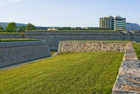muralla medieval de Pamplona