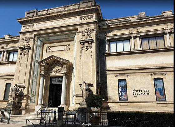 Museo de Bellas Artes de Nimes