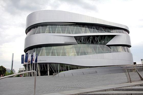 Museo de Mercedes Benz
