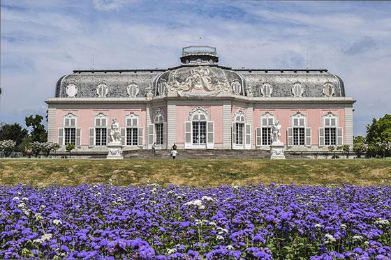 Palacio Benrath