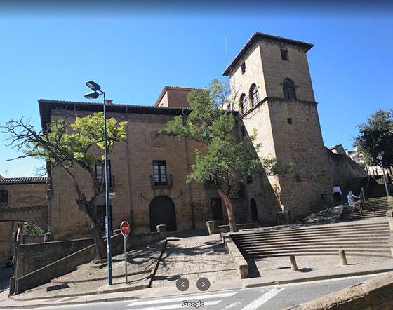 Palacio de los Mencos
