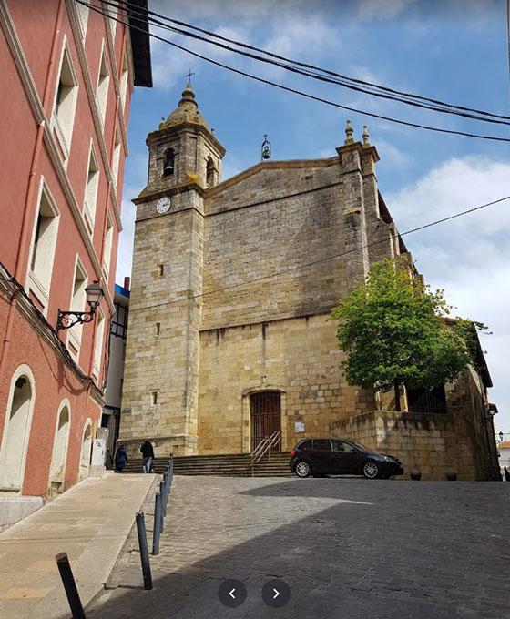 Parroquia de Santa Eufemia