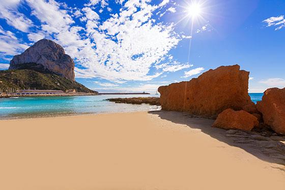 Playa del Cantal Roig