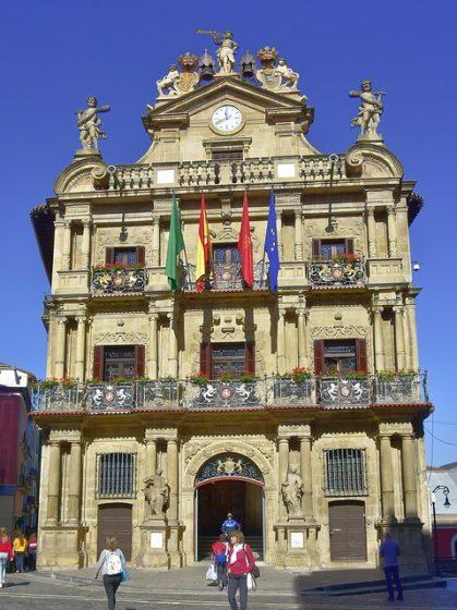 plaza consistorial