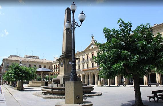 Plaza de Don Francisco de Navarra