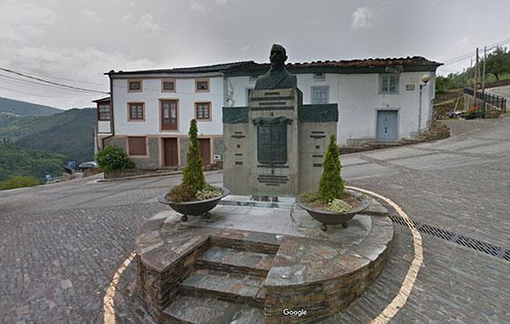 Plaza de Manuel Lombardero