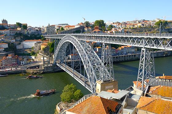 Puente Dom Luiz I