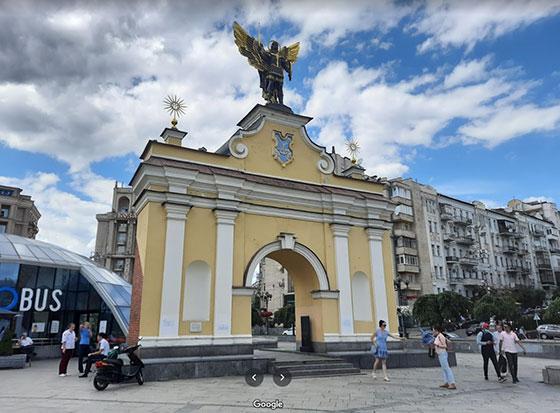 Puerta de Liadski