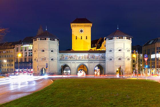 Puertas de Múnich