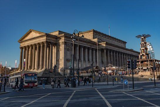 Saint George's Hall Liverpool