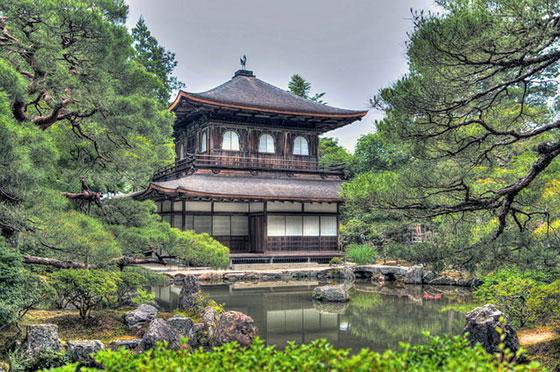 Templo de Ginkaku-ji