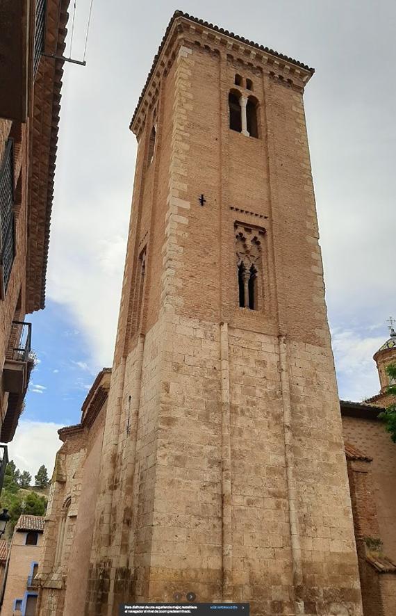 Torre de la Iglesia de Santo Domingo